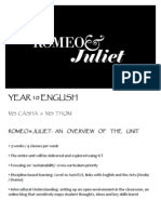 unit romeo  juliet hayley and mel