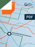 Guía de Indicadores GRI (versión G4- 2013). Manual de implementación