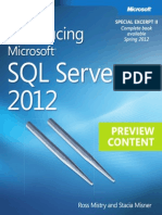 microsoft press ebook introducing sql server 2012 preview ii