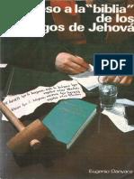 Proceso a La Biblia de Los Testigos de Jehova