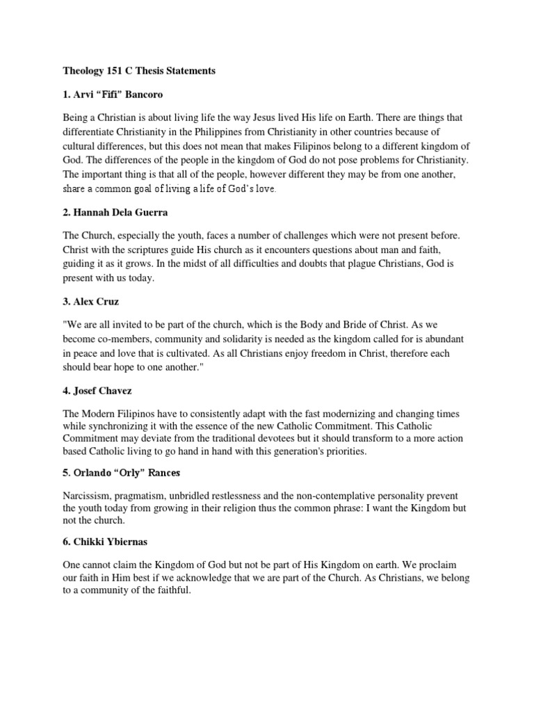 Introduction for grading system thesis