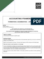 CPA IRELAND Accounting Framework April 07