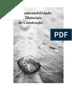 A sustentabilidade dos materiais de construção_2ª edição