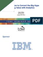 IBM Big Data and Analytics.pdf