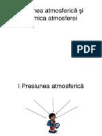 presiunea  atmosferica..ppt