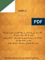 Hadis 2.pptx