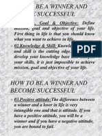 PPT 03 HOW TO BE A WINNER.ppt