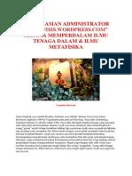 PENGALAMAN belajarTENAGA DALAM & ILMU METAFISIKA.pdf