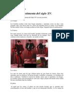 La Moda Del Siglo XV (Revisar)