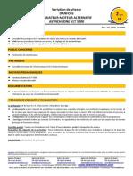 variateur_ défaut_cause_remède_VARIATEUR DANFOSS VLT 5000