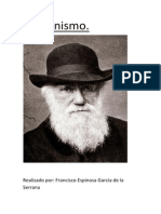 Darwinism o