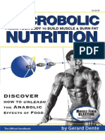 Macrobolic Nutrition - Priming Your Body to Build Muscles
