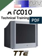 Tte-rca Atc010 Training Manual=Tv