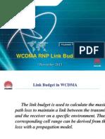 WCDMA RNP Link Budget.ppt