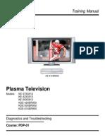 Sony PDP-01 Plasma Training