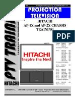 Hitachi AP1X AP2X Train Total