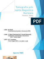 Tomografia prin Rezonanta Magnetica Nucleara.pptx