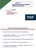 Tema 4a - proteinas estructura 2a farmacia.pdf