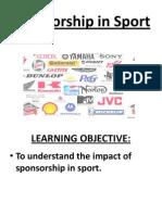 sponsorship - weebly