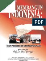 Membangun Indonesia Negara-Kebangsaan dan Masyarakat-Hukum Adat