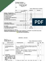 PLANIFICARE ANUAL¦é LśI CALENDARISTIC¦é - CLASA A V-A, EDITURA HUMANITAS, AN LśCOLAR - 2013-2014.doc