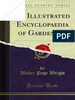 An Illustrated Encyclopaedia of Gardening