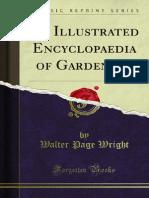An Illustrated Encyclopaedia of Gardening