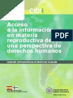 Acceso Informacion Mujeres