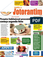Gazeta de Votorantim Edicao 42-02-11-13