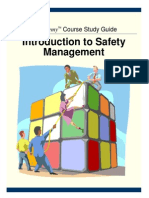 700 Introduction for Safety Management