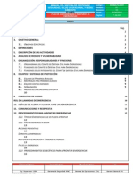 Plan de Respuesta a Emergencias Ol 2010
