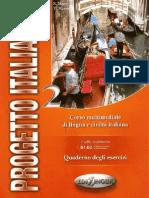 Progetto Italiano 2 - Libro degli esercizi
