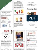 kindergarten parent brochure 2013-2014