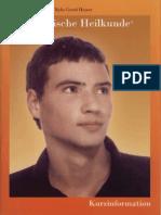 Germanische Heilkunde - Kurzinformation