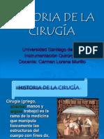Historia y Generalidades de Cx General