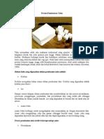 50834361 Proses Pembuatan Tahu