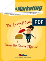 PowerOfCartoonMarketing Book