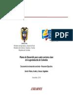 Plan de Negocios Biodiesel y Glicerina