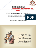 Ivestigacion de Accidentes