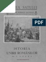 Istoria Unirilor