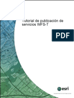 Tutorial Publishing Wfs t Services