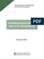 SOJA Politicas Sociales Encuentro Biblioteca Nacional