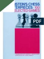 Rubinsteins Chess Masterpieces - 100 Best Games Kmoch 0486206173