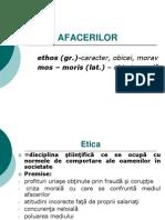 Management - Etica Afacerilor.ppt