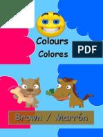 presentación colours Kidsmegaidiomas (VIDEO)
