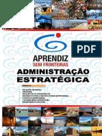 APOSTILA DE ADMINISTRAÇÃO ESTRATÉGICA ONG 2012