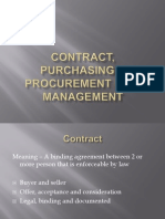 Contract, Purchasing & Procurement Risk Management.ppt