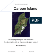 Zero Carbon Island - Summary - Developing strategies and measures for steering the Isle of Man towards 'zero carbon' -  Alice Quayle MSc 3nov13 1640.pdf