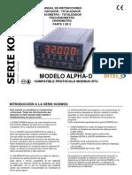 Alpha d102 Esp