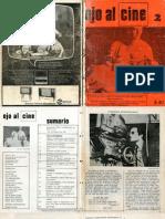 Ojo Al Cine - Nr. 2 (1975) [Revista] [Western]